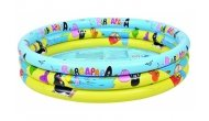 Бассейн детский Jilong barbapapa 3 ring pool JL017379NPF
