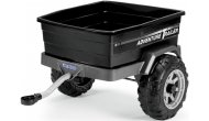 Прицеп Peg-Perego Adventure Trailer Black